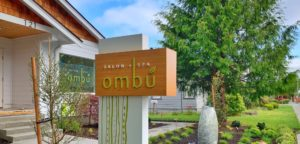 Ombu Salon + Spa new home!