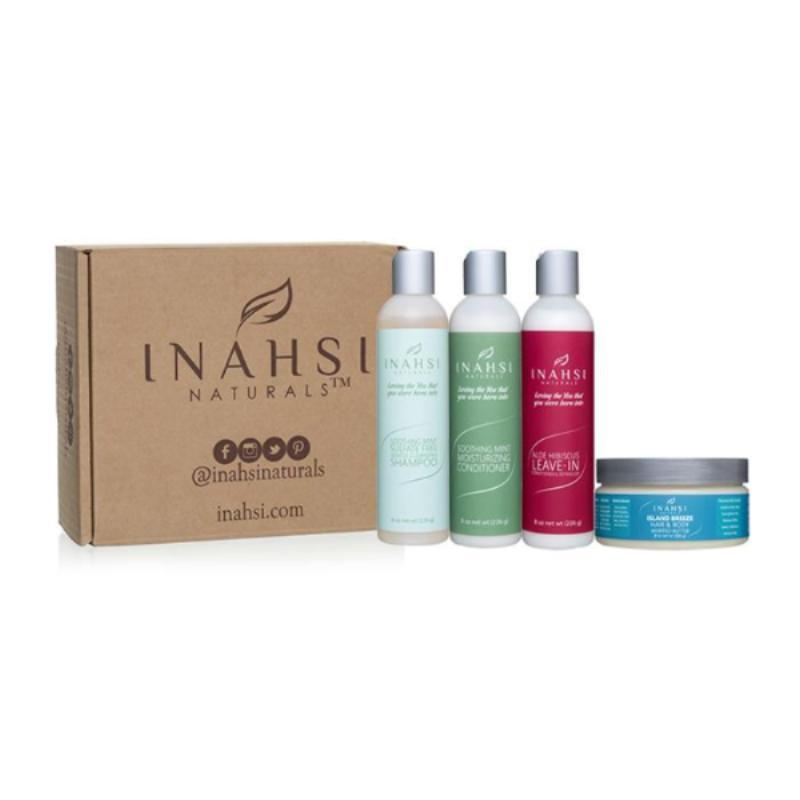 Inahsi Naturals products are available at ombu salon + spa in edmonds washington