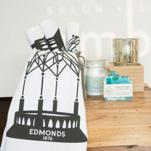 unique gifts at Ombu Salon + Spa in Edmonds, Washington