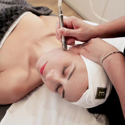 microdermabrasion at Ombu Salon + Spa