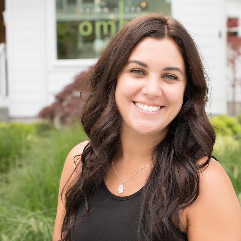 Stephanie is a stylist at Ombu Salon + Spa in Edmonds, Washington