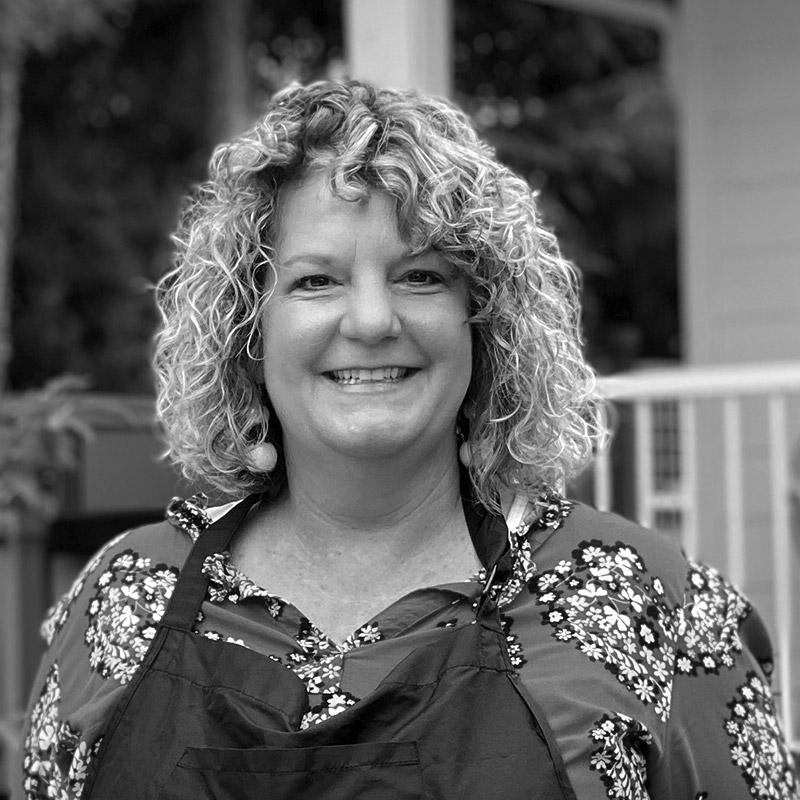 mary is a hair stylist at ombu salon + spa in Edmonds, WA