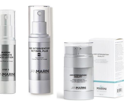 ombu salon + spa carries jan marin retinol products